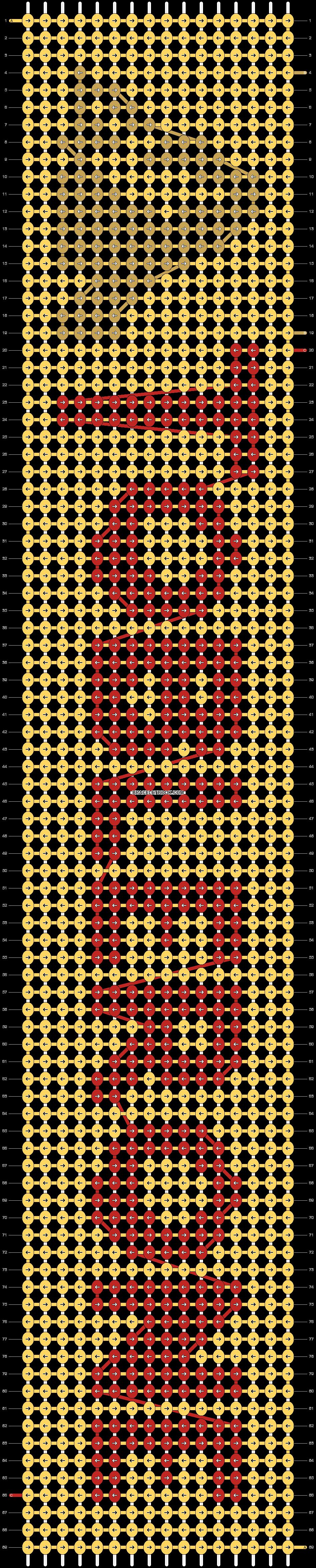 Alpha pattern #20327 pattern
