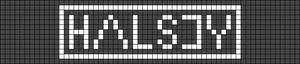 Alpha pattern #20328