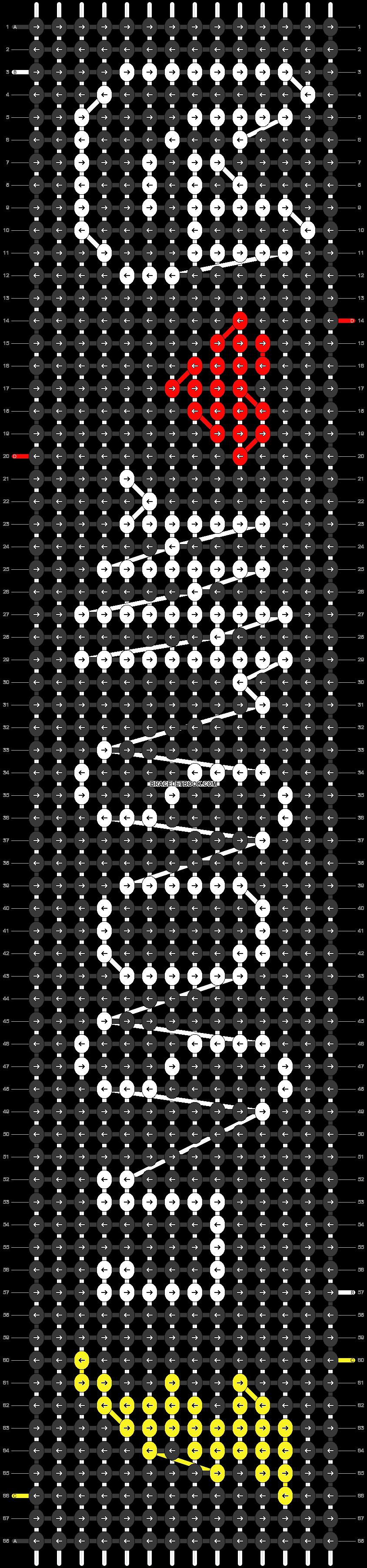 Alpha pattern #20329 pattern