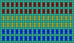 Alpha pattern #20334