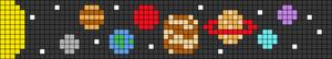 Alpha pattern #20349