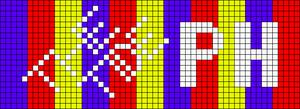 Alpha pattern #20352