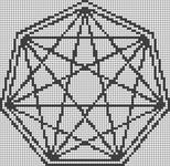 Alpha pattern #20353