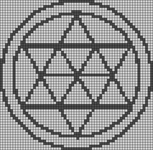 Alpha pattern #20354
