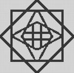 Alpha pattern #20355