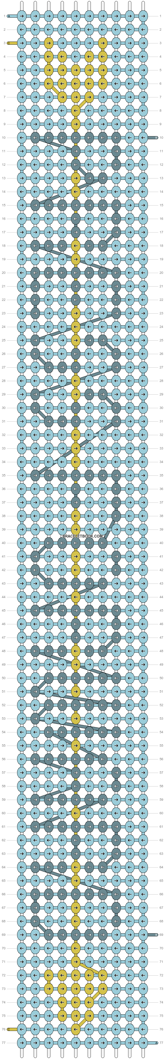 Alpha pattern #20359 pattern