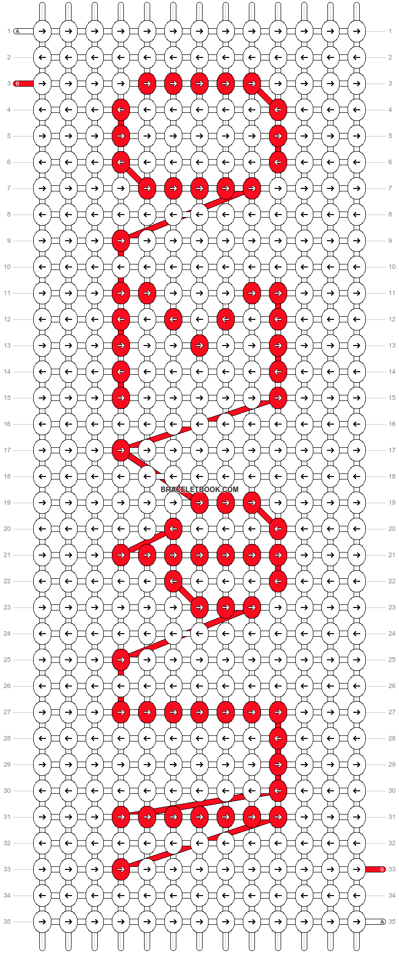 Alpha Pattern #20364 added by Stavroulaa