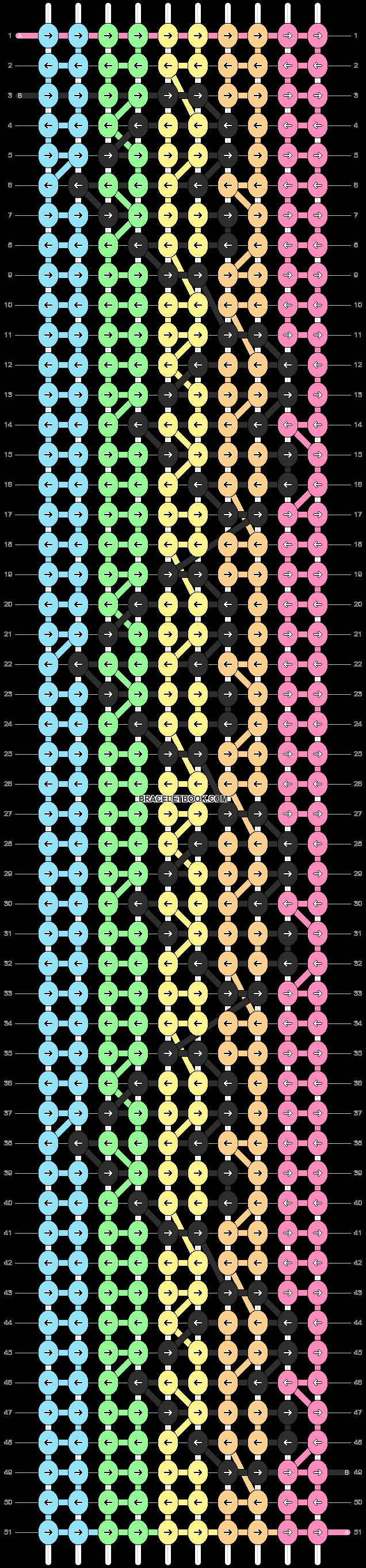 Alpha pattern #20365 pattern