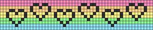 Alpha pattern #20365