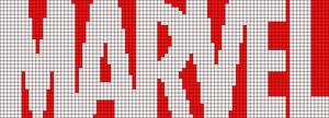 Alpha pattern #20367