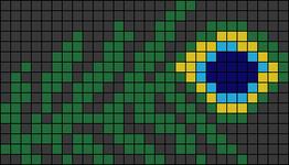 Alpha pattern #20369