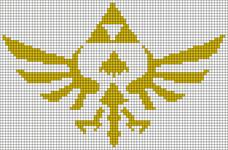 Alpha pattern #20373