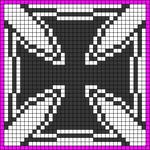 Alpha pattern #20375