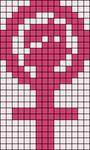 Alpha pattern #20378