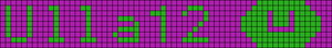 Alpha pattern #20381