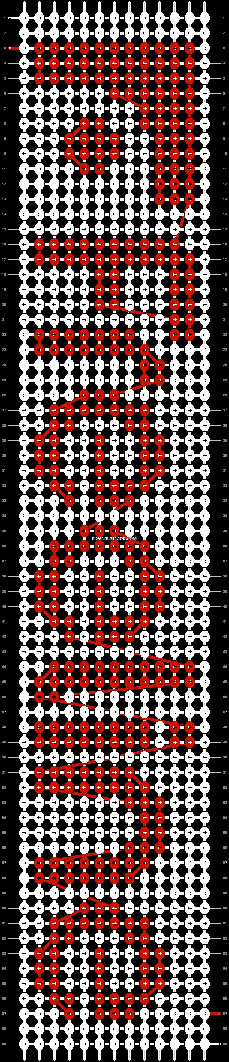 Alpha pattern #20382 pattern