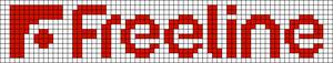 Alpha Friendship Bracelet Pattern #20382