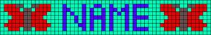 Alpha pattern #20391