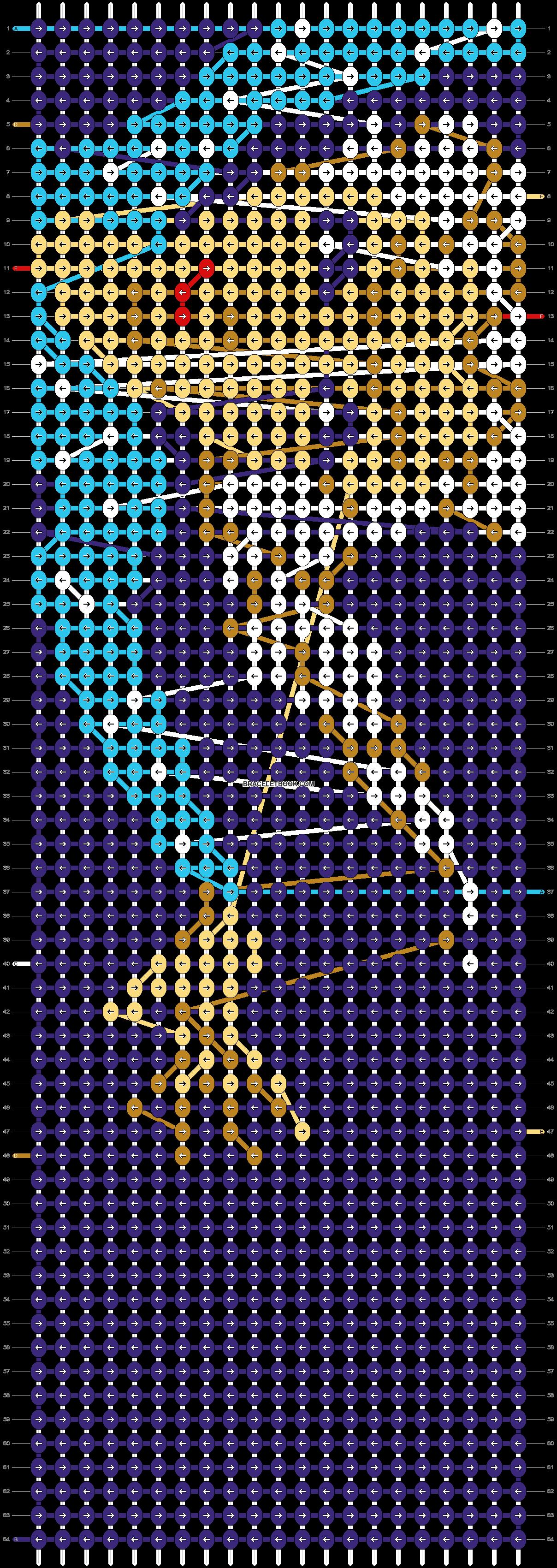 Alpha pattern #20396 pattern