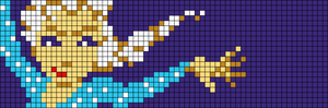 Alpha pattern #20396