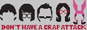 Alpha Friendship Bracelet Pattern #20402