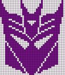 Alpha pattern #20404