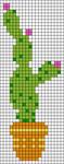 Alpha Friendship Bracelet Pattern #20417