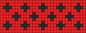 Alpha pattern #20418