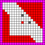 Alpha pattern #20428