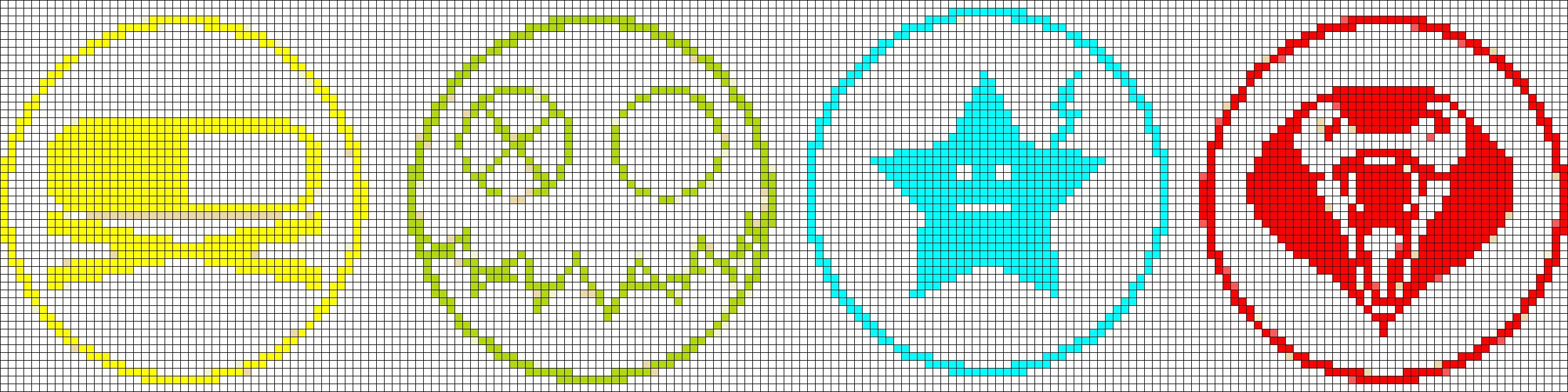 Alpha pattern #20430 preview