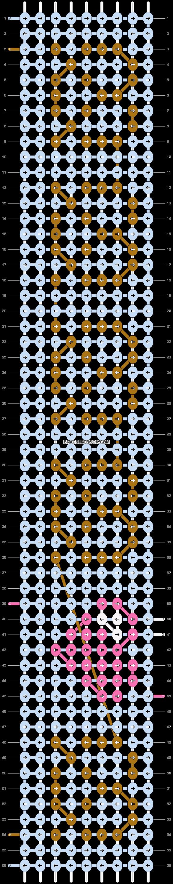 Alpha pattern #20435 pattern