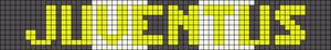 Alpha Friendship Bracelet Pattern #20439