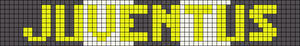 Alpha pattern #20439