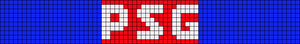 Alpha pattern #20440
