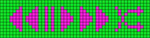 Alpha pattern #20449