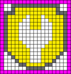 Alpha pattern #20460