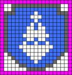 Alpha Friendship Bracelet Pattern #20462