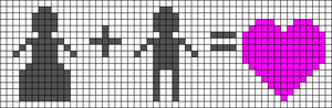 Alpha pattern #20469