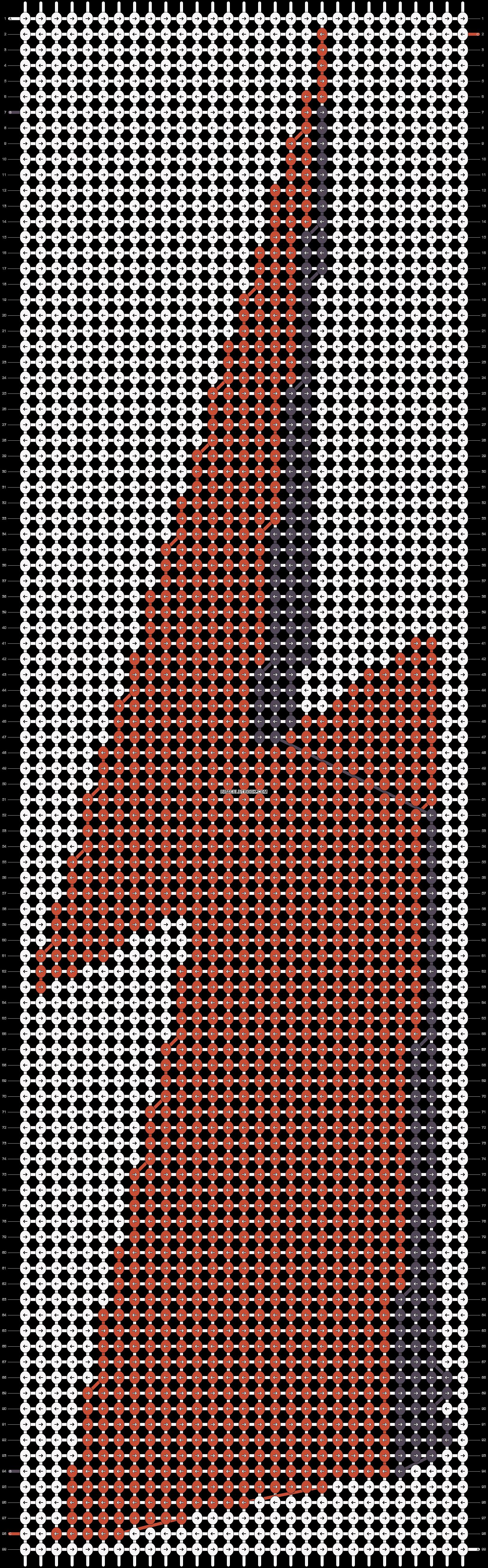 Alpha pattern #20471 pattern