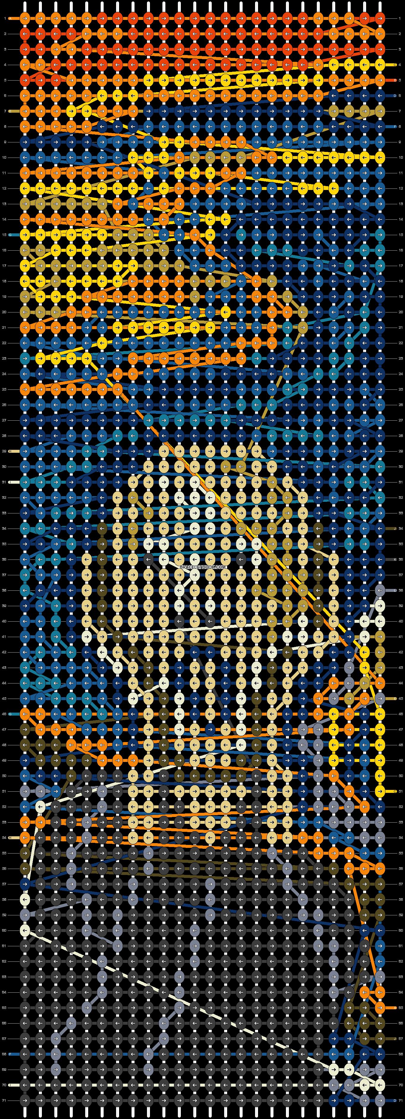 Alpha pattern #20473 pattern