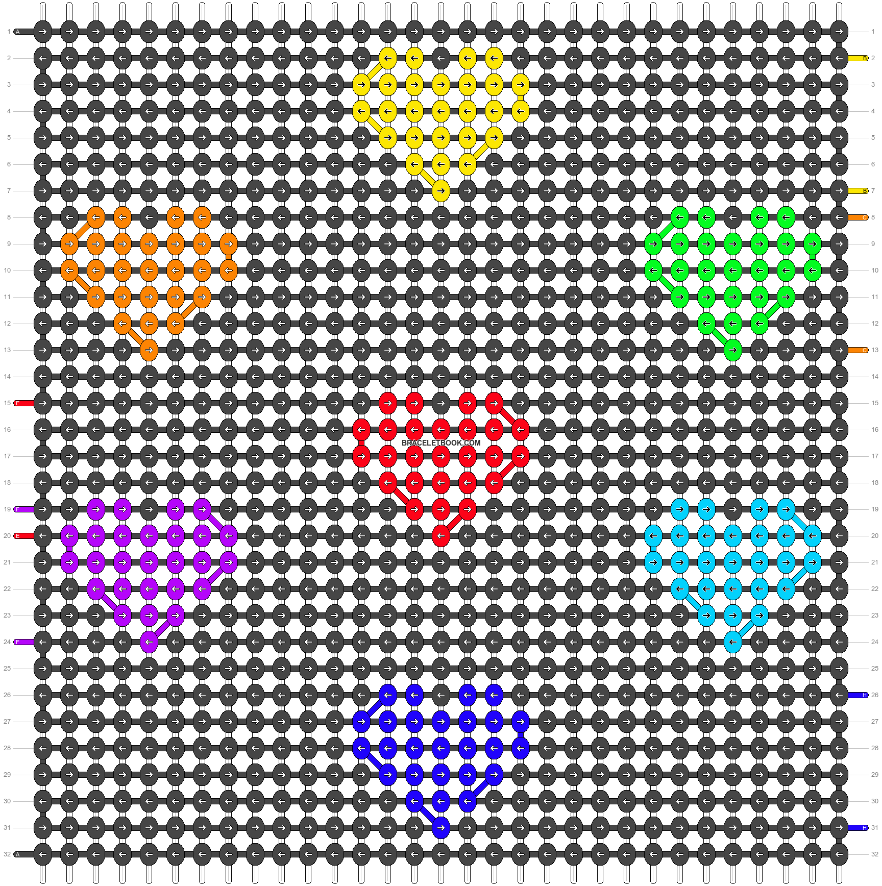 Alpha pattern #20480 pattern