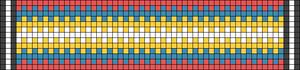 Alpha pattern #20481