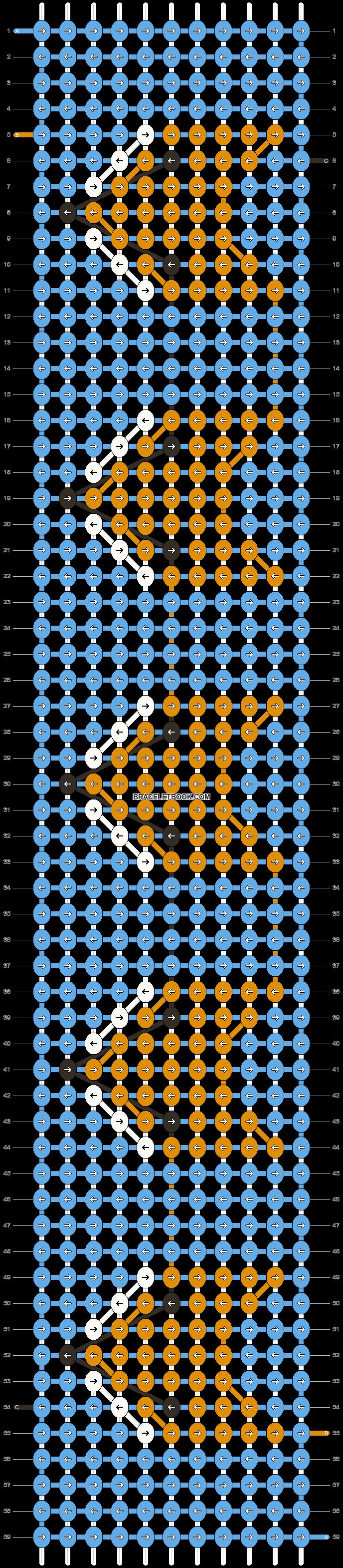 Alpha pattern #20483 pattern
