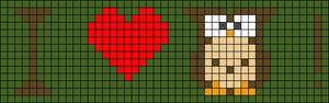 Alpha pattern #20484