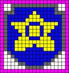 Alpha pattern #20487