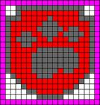 Alpha pattern #20488