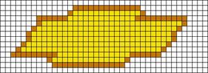 Alpha pattern #20492
