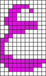 Alpha pattern #20497