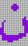 Alpha pattern #20505