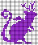 Alpha pattern #20509